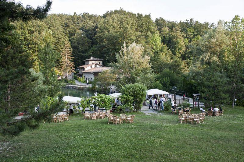 Parco matildico matrimoni for Cabine in affitto nel parco invernale colorado